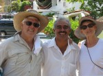 Marilyn McFarlane, John Parkhurst, Zihuatanejo, Mexico, lighthearted travel