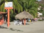 MJ&Ritchies, Playa Madera, Zihuatanejo, Mexico