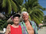 Marilyn McFarlane, John Parkhurst, lighthearted travel blog