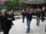 Tai Chi, Portland Chinese Garden, Chinese New Year
