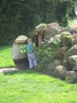 Hobbit House, Children's Garden, Oregon Garden