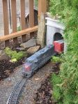 Model train, Oregon Garden, Train Garden