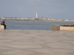 Harbor, lighthouse, Casablanca, Morocco