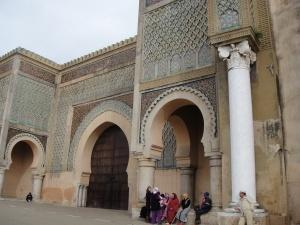 Bab el-Mansour, Meknes, Morocco