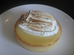 lemon tart, Sparrow Bakery, Bend, Oregon