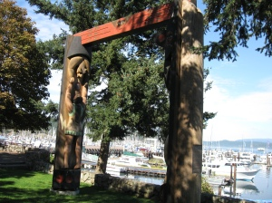 Portals of Welcome at Friday Harbor Wash