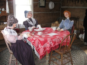 pioneer ladies SAn Juan Historical Museum Washington