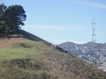 bernal heights sf view