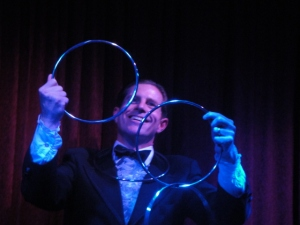 peter morrison magician sf