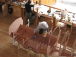 boatbuilding NW Maritime Center Port Townsend