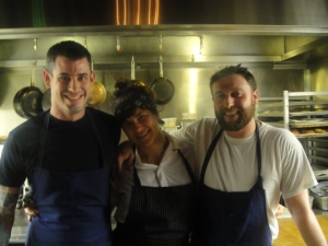 chefs at sons & daughters sf