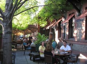 patio, porters