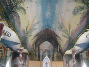 St Benedict's Painted Church